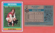 Arsenal Alan Ball England 150